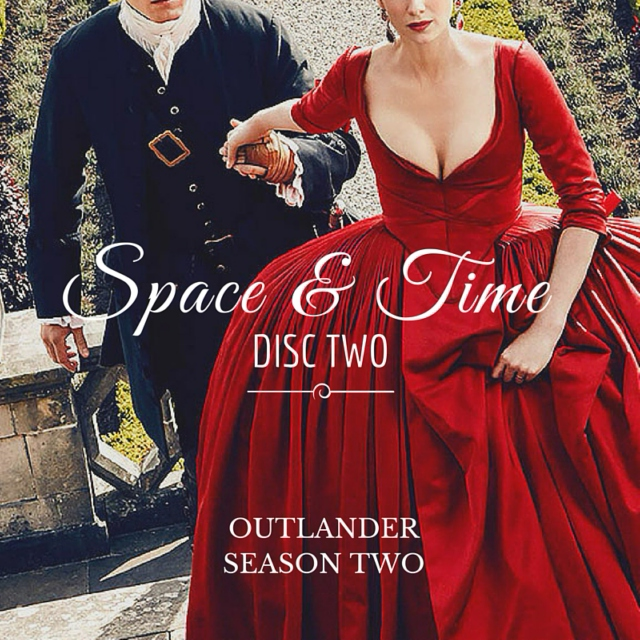"""Outlander S2 - """"Space & Time"""" [DISC 2]"""