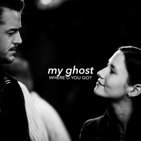 my ghost, where'd you go?