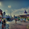 A Day in the Magic Kingdom: Afternoon in Fantasyland