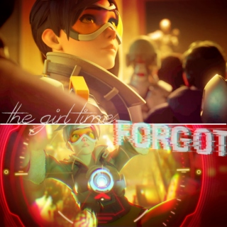 the girl time forgot // tracer playlist
