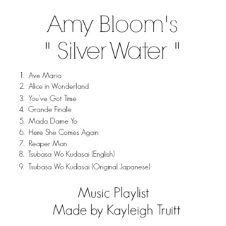 Silver Water - Music Playlist