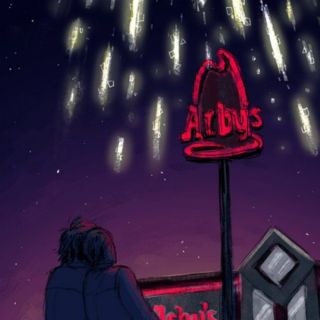 Under The Arby's Sign