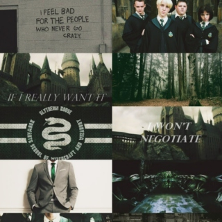 Slytherin Boys Common Room