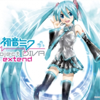 Project Diva /Extend/