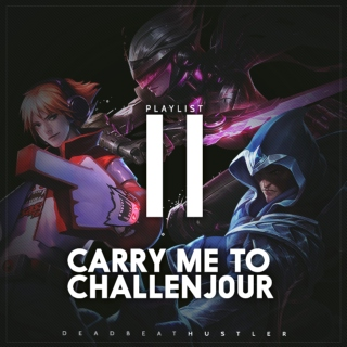 #11: Carry Me To Challenj0ur
