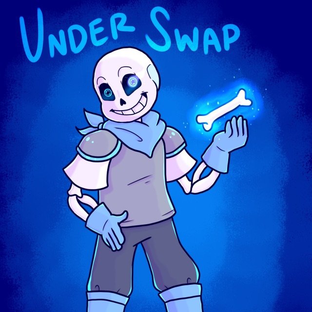 It's always fun when you meet a new person//Pacifist run-Underswap