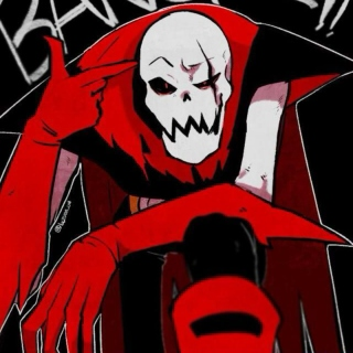 Are you in, or out?// King Papyrus run- Underfell