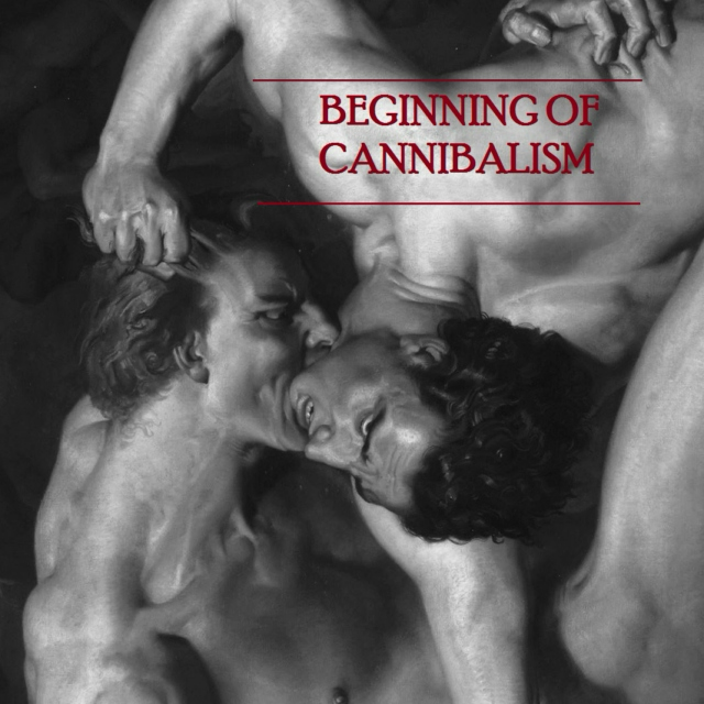 a kiss is the beginning of cannibalism