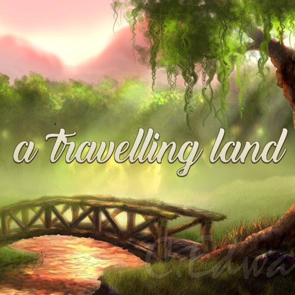 a travelling land