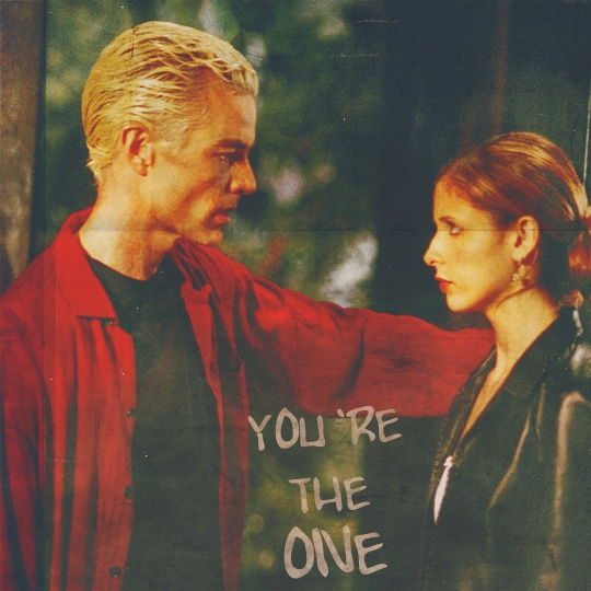 You're the One - A Spuffy Playlist