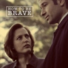 Scully/Mulder: How to Be Brave