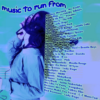 Music To Run From