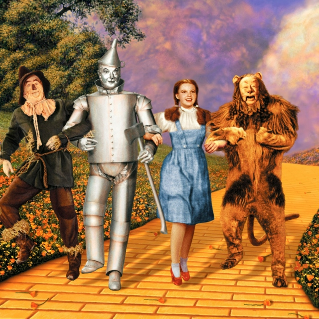 disney and wizard of oz