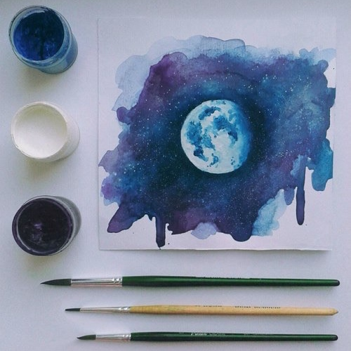 """""""I saw the moon on LSD, ruminating beams of light through heavy clouds.."""""""