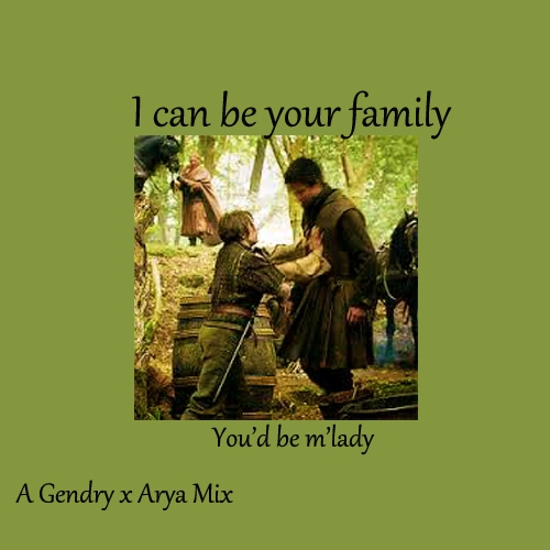 I Can Be Your Family