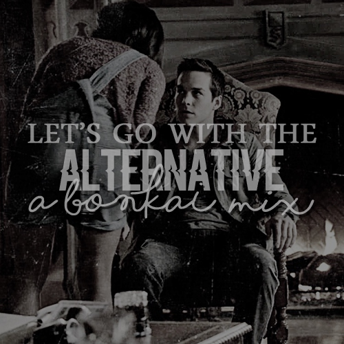 let's go with the alternative | bonkai