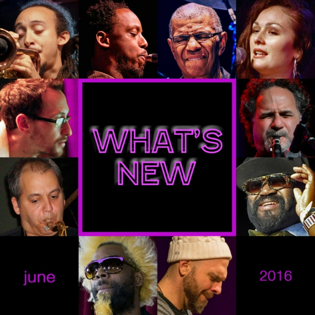 What's New: June 2016