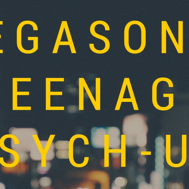 Negasonic Teenage Psych-Up