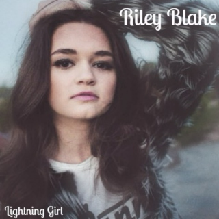 Riley Blake // Lightning Girl