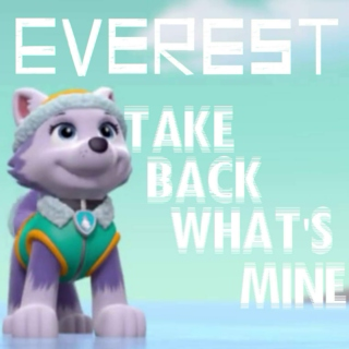 Everest's TAKE BACK WHAT'S MINE