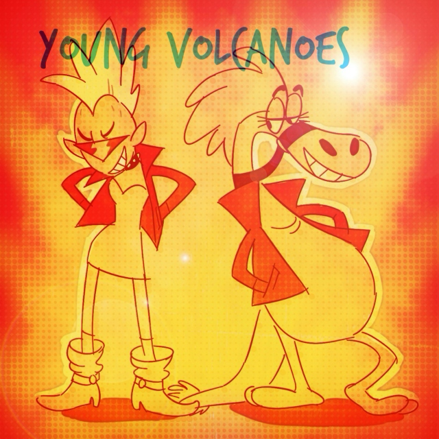Young Volcanoes (Sylava Mix)