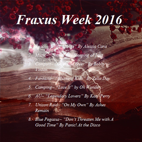 Fraxus Week 2016 (A Demon and his Dragon)