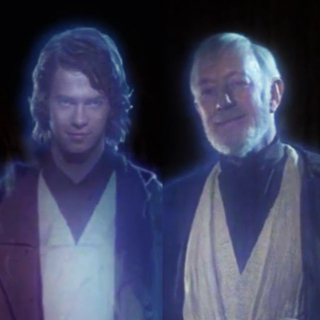father, son, and eccentric old uncle
