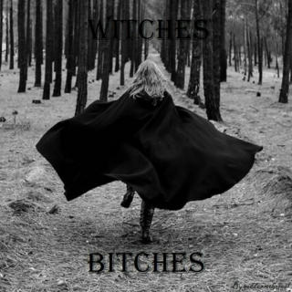 Witches Bitches