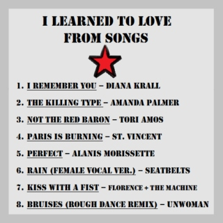 I Learned to Love from Songs