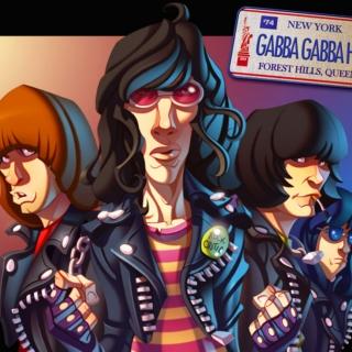 Ramones Forever And Ever
