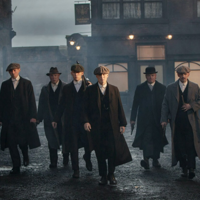 By Order of the Peaky Blinders! (Music Inspired By But Not Necessarily From the TV Show)