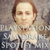Playstation's Sam Drake Mix for Spotify