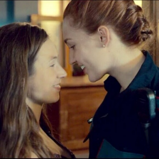 i think i've got a little crush on you ~wayhaught