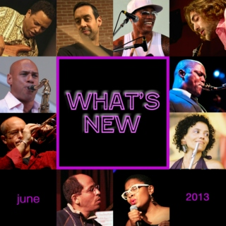 What's New: June 2013