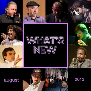 What's New: August 2013