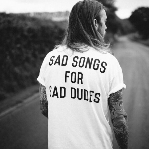 Sad Songs and Dreary Days