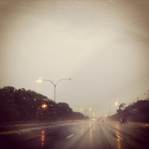 torn and tear-stained, lonely highways