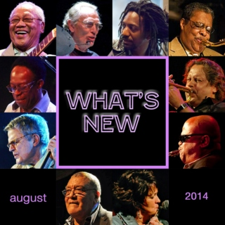 What's New: August 2014