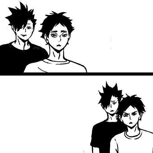 Pain-in-the-ass Kuroo-san