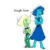 tough love // LAPIDOT