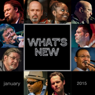 What's New: January 2015