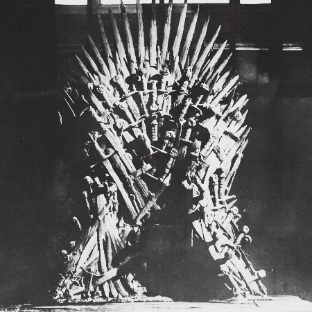 Upon the Iron Throne