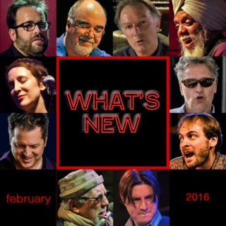 What's New: February 2016