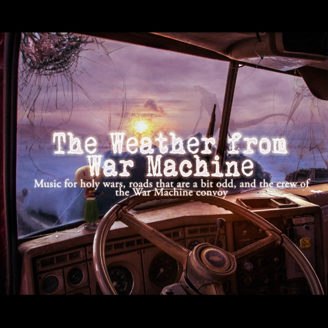 The Weather from War Machine - Odd Roads: Holy War