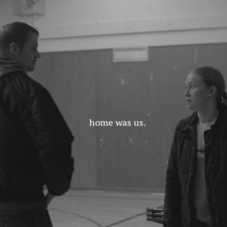 home was us.