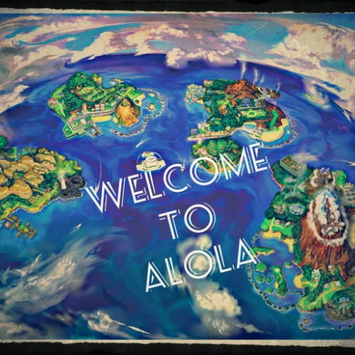 welcome to alola