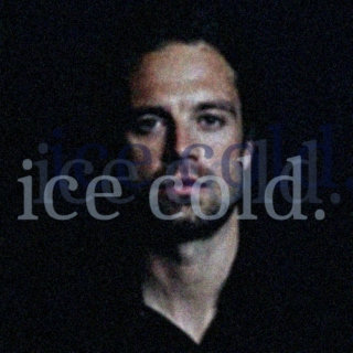 ice cold // bucky barnes