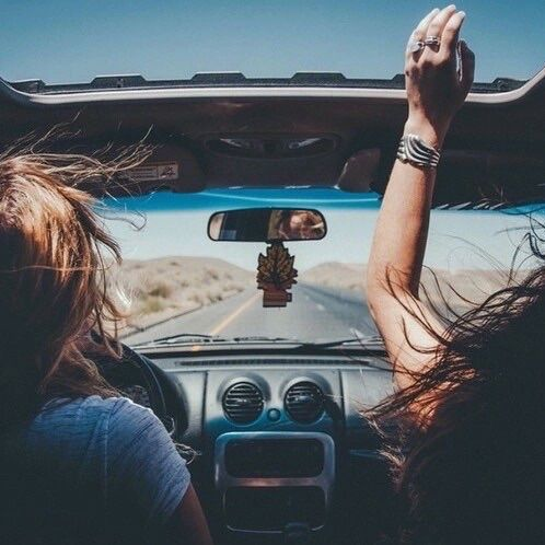 Road trips for the summer