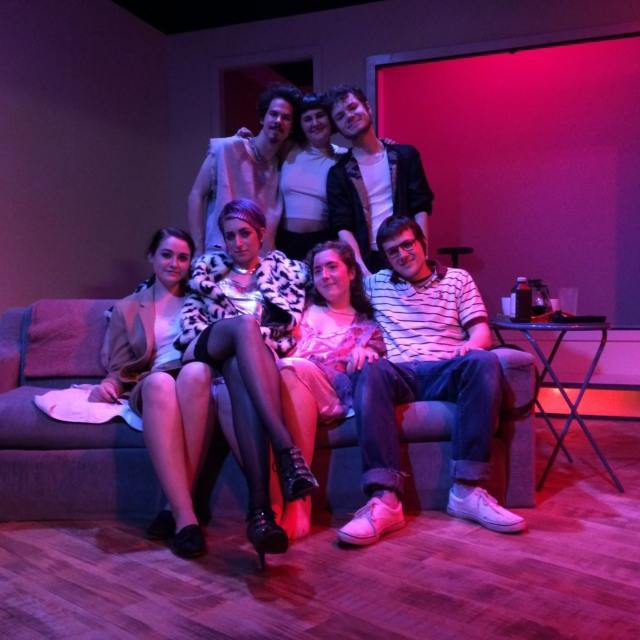 Hot 'N' Throbbing (Hampshire College 2016, Written by Paula Vogel, Directed by Vipassana Greene)