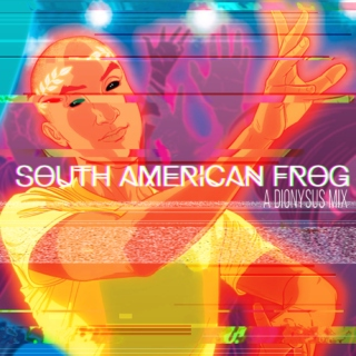 South American Frog